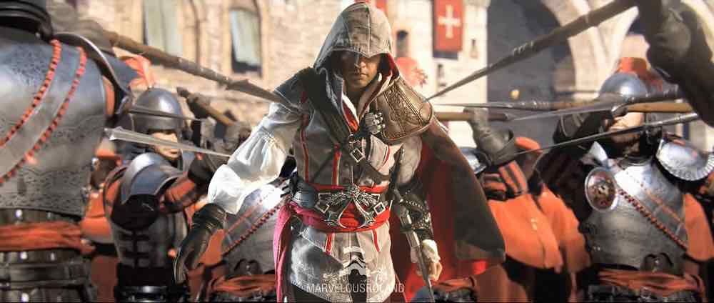 assassin's creed brotherhood la storia
