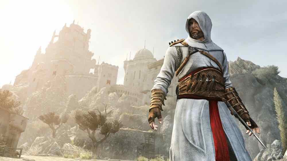 Storia di Altair, Assassin's Creed