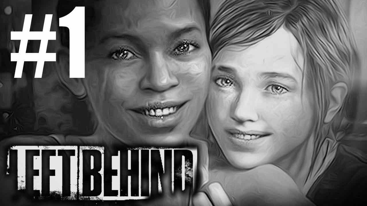 locandina esplicativa del gioco the last us behind