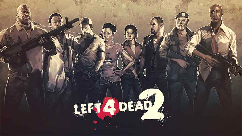 videogiochi in cooperativa left for dead 2