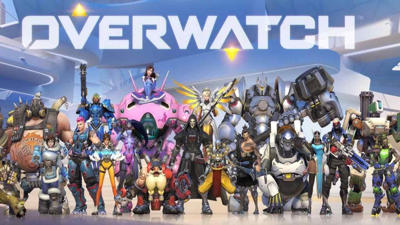giochi multiplayer online: Overwatch