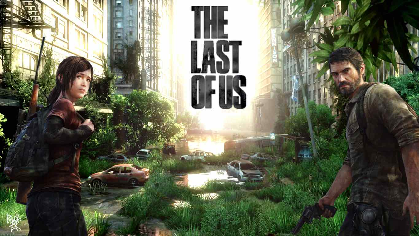 Locandina esemplificativa del Videogioco The Last of US