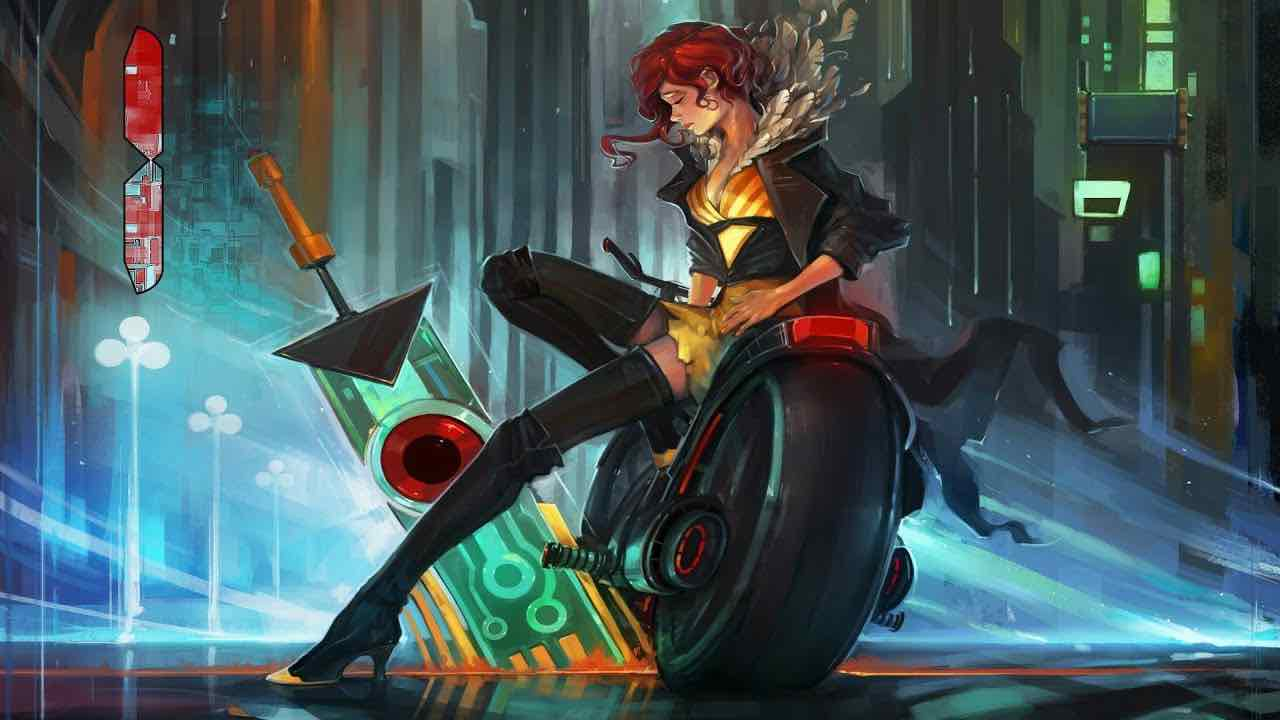 top giochi indie: transistor