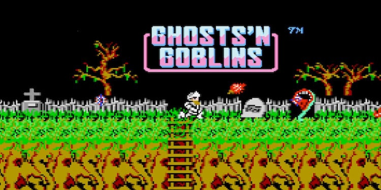 GhostNGoblins