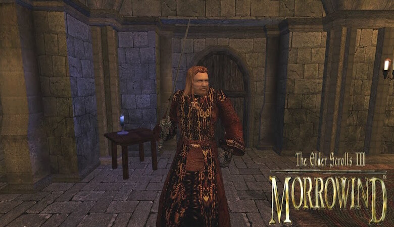 Photo of La storia di The Elder Scrolls III: Morrowind