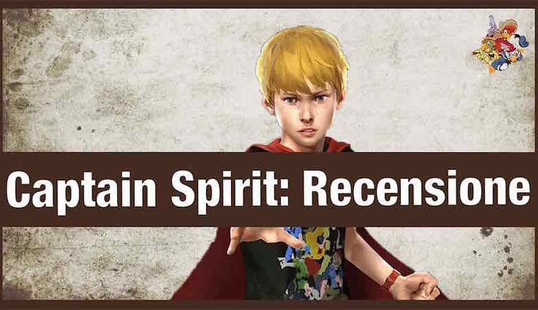 Photo of La nostra Recensione di Captain Spirit