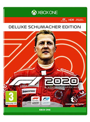 F1 2020 Deluxe Schumacher Edition - Complete - Xbox One ...